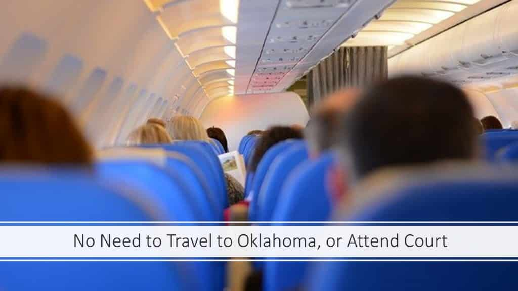 No Need to Travel to Oklahoma